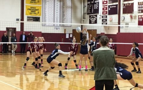Volleyball Captures Sectional Championship