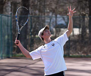 Tennis Off to a Hot Start