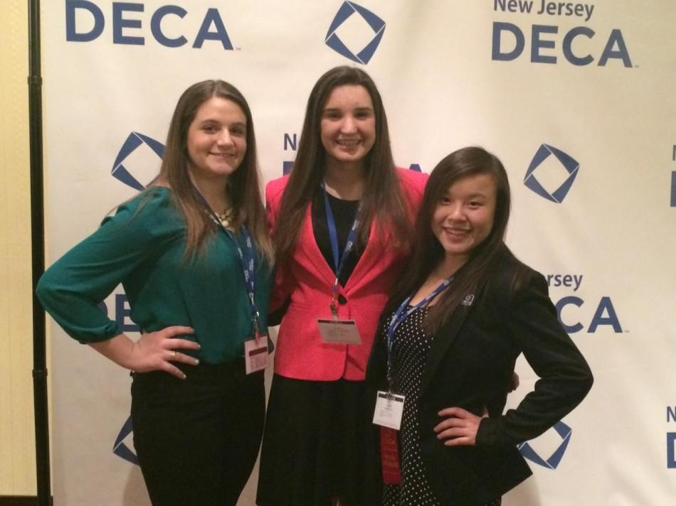 VHS Students Compete at State DECA Competition – The Fairviewer
