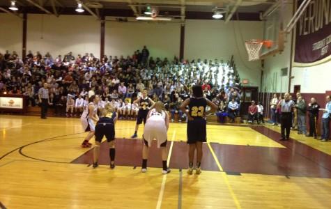 Girls Basketball Team Reaches State Sectional Final