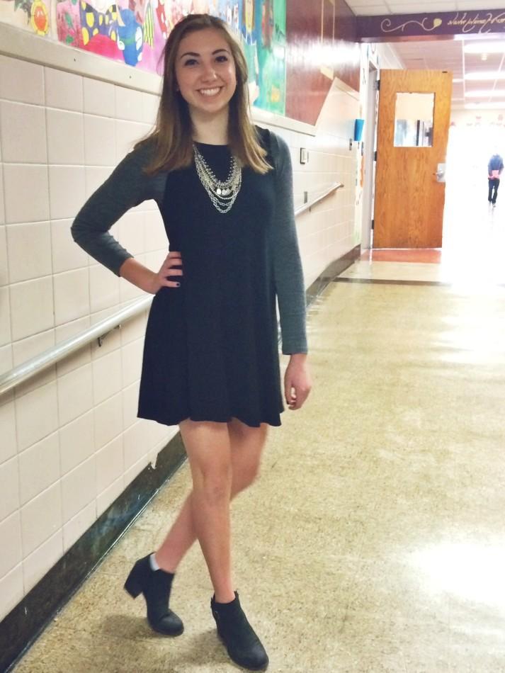 Hallway Style: Jillian Gesumaria