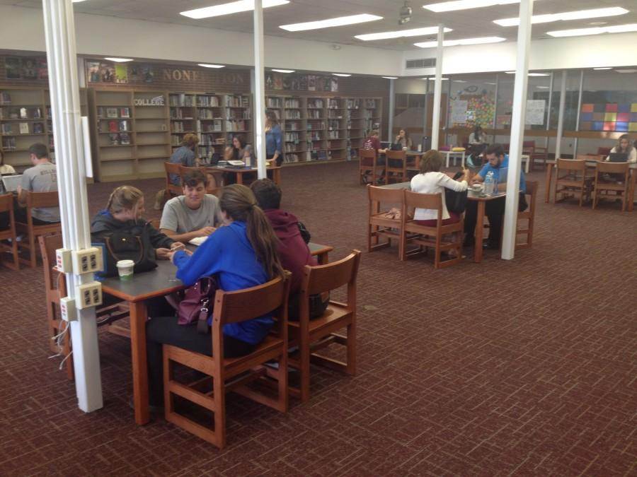 Library Gets TLC Makeover
