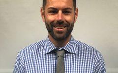 New Staff Member Spotlight: Mr. Merkler