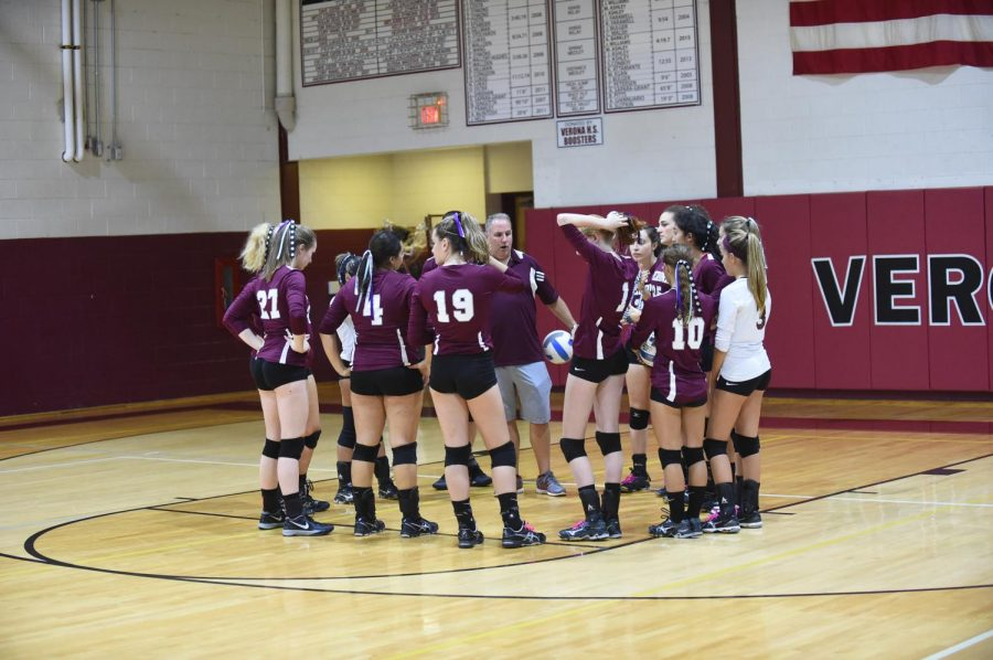 Girls Volleyball Completes Historical Season