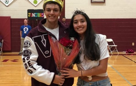Spirit Week Features Naming of Homecoming King and Queen
