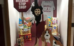 "VHS School Store Re-Opens as the ""Hillbilly Stop Shop"""