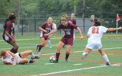 Promising Start for Girls Soccer