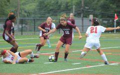 Promising Start for Girls Soccer