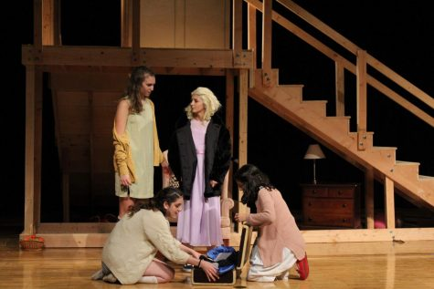Spotlight Players Hold One-Act Festival