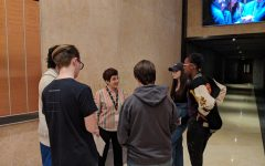 VHS Students Experience Museum of Jewish Heritage