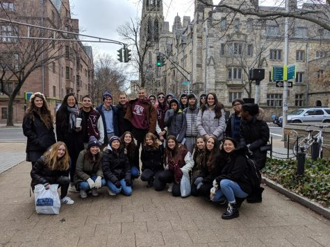 VHS Comp Sci Students Go to Yale