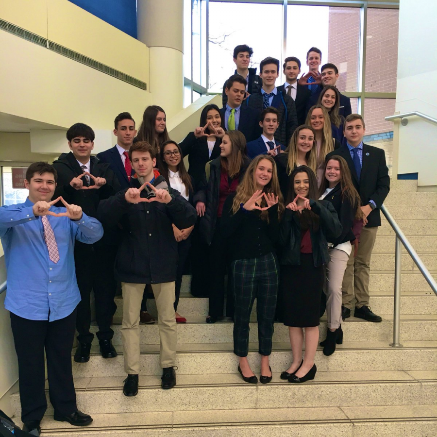 DECA Students Experience the Business World