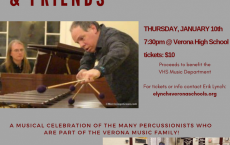 Verona Percussion and Friends Concert Raises Money for Marching Maroon and White