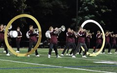 Marching Band Reaches Competition Season