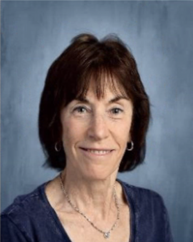 Retiring: Mrs. Terry Sherman