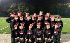 Navigation to Story: VHS Cheerleaders Support Minette's Angels