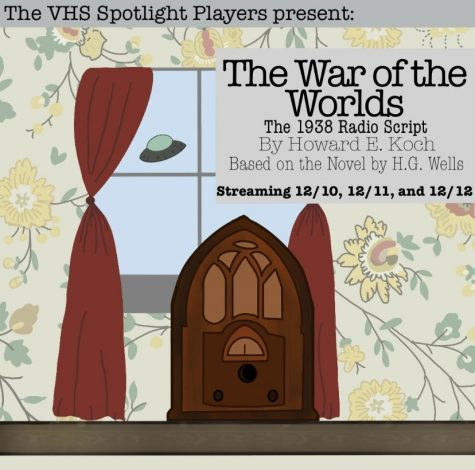 Spotlight Players Stage Their First Radio Drama